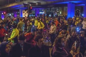 Bowroundaboutprotest1113