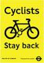 CyclistsStayBack1