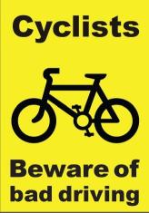 beware baddriving