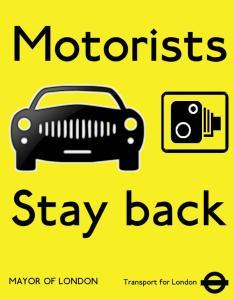 Motorists stayback