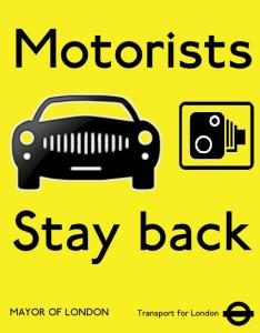 Motorists stayback